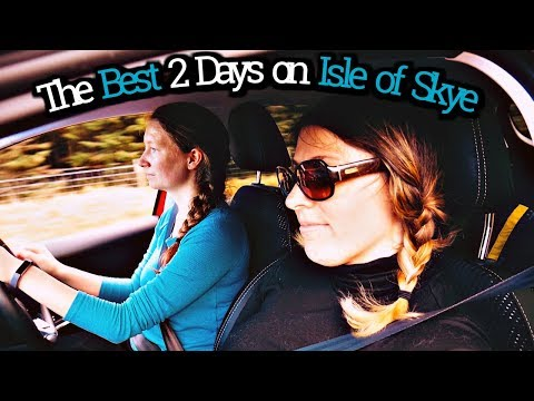 MAGICAL Isle of Skye Road Trip! | Scotland Travel Vlog