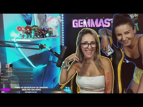 Gemma Trujillo - Enseña a su HIJA Gemma Wizzar