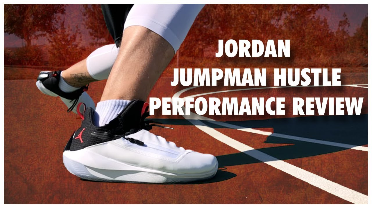 Jordan Jumpman Hustle Performance