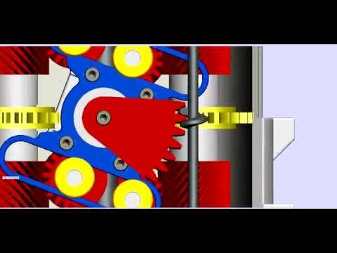 Multi-Spindle Drill Mechanism
