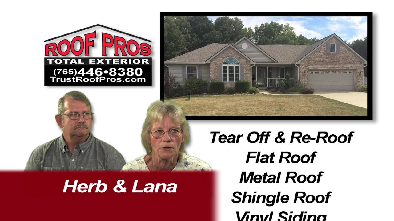 Roof Pros Total Exterior In Lafayette Indiana Produced By