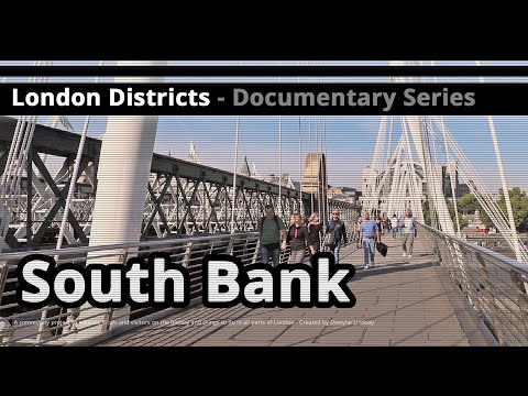 London Districts: South Bank (Tour guide)