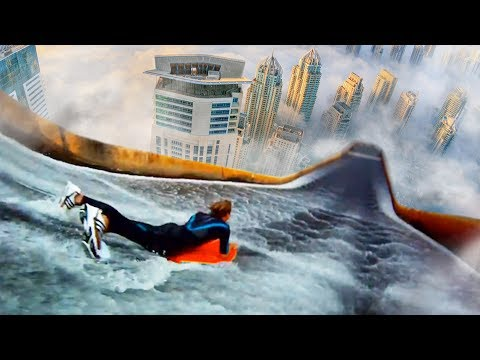 Top 5 MOST INSANE ILLEGAL Waterslides YOU'RE NOT ALLOWED TO RIDE!