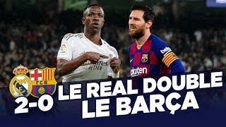 Real Madrid vs Barcelone (2-0) LIGA - Débriefs / Replay #678 - #CD5