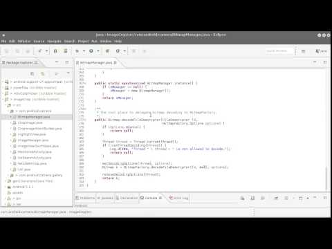 Import an Android Studio Project / Library into Eclipse & Use Library