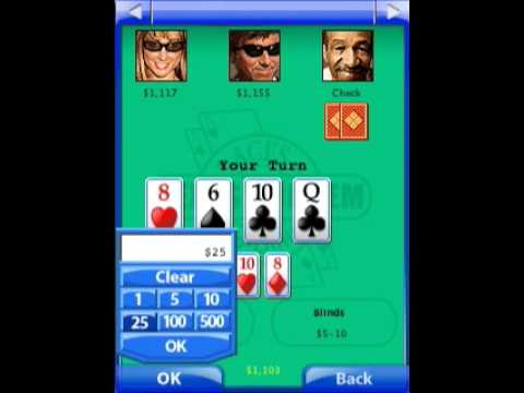 Aces Texas Hold 'Em No Limit by Concrete Software - Free Mobile Game Demo