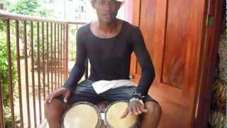 bolero con bongos