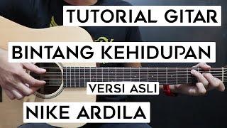 Download lagu (Tutorial Gitar) NIKE ARDILLA - Bintang Kehidupan | Lengkap Dan Mudah
