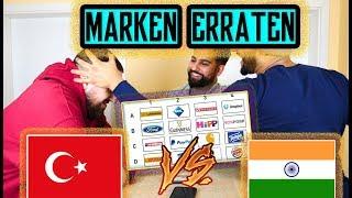 INDER VS. TÜRKE - Marken ERRATEN 🤔😱 | GLCEMBER ❄