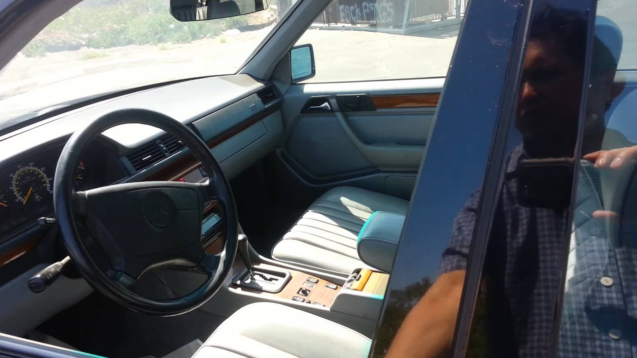 Mercedes Benz TE 300 1992 San Diego Cash For Cars