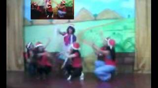 marian rivera 2011 dance to the theme all i want for christmas is you