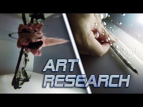 How Long Can a Pen Breathe Underwater? (~Art Research~)(and great loss)