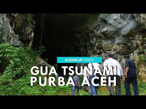 Gua Ek Lentie, Bukti Tsunami Aceh 7.400 Tahun Silam