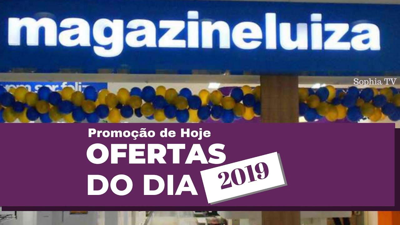 MAGAZINE LUIZA Panelas Tramontina, Cama Mesa Banho OFERTAS DO DIA Promoção de hoje 2019   SOPHIA TV