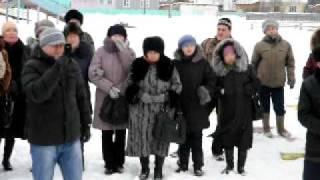 Митинг в Кочево