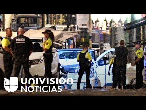 El atropello en Barcelona es el octavo atentado de estas características en Europa
