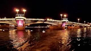 Развод мостов. Ночная прогулка. Санкт-Петербург(, 2016-06-09T08:33:11.000Z)