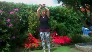 Beginners Sun Salutation with Warm Up & Relaxation