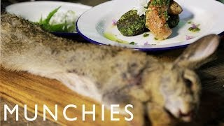 How to Butcher and Cook Wild Rabbit