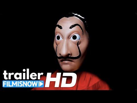 LA CASA DI CARTA 4 | Teaser Trailer ITA della serie Netflix