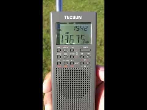 Radio Free Asia Chinese - 13675 KHZ - 15:42 UTC