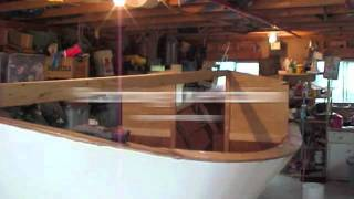 How To Building A Boat - 26' East Coast Dory