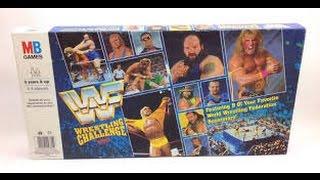 Gem Takes You Inside The WWF Wrestling Challenge Board Game