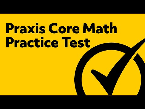 picture regarding Praxis 1 Practice Test Printable referred to as No cost Praxis Main Math Coach Look at (5732) - YouTube