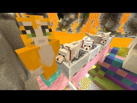 Minecraft Xbox - Cave Den - Bouncy Animals (26)