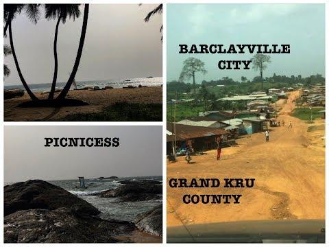 BARCLAYVILLE  To PICNICESS | Grand KRU County, Liberia | SheaMoringaTV