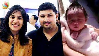 ഗായിക ശ്വേതാ മോഹൻ അമ്മയായി   Singer Shweta Mohan blessed with a baby girl   Latest News