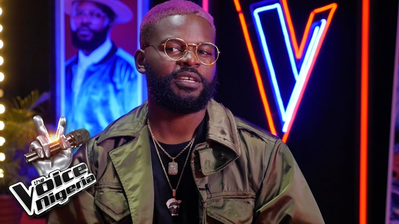 Why did you turn? |  Falz | The Voice Nigeria Season 3
