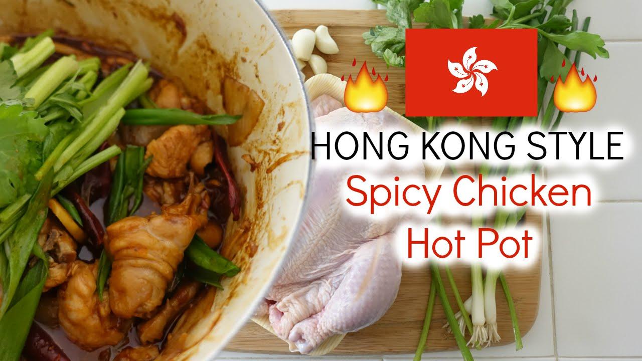 vĂn nghỆ Đặc sản lẩu gà nhất định phải thử ở hong kong