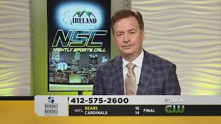 Ireland Contracting Sports Call: Sept. 23, 2018 (Pt. 3)
