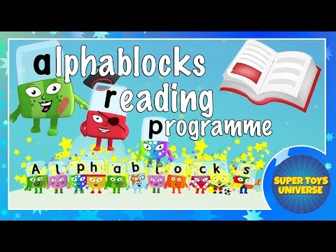 Alphablocks Reading Programme Review - Learning to Read - Cbeebies