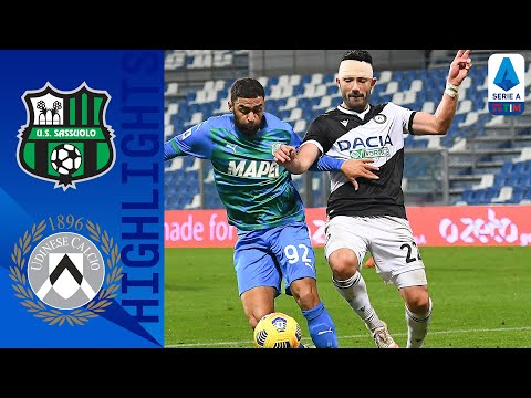 Sassuolo Udinese Goals And Highlights