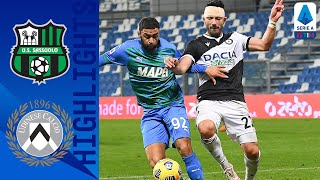 Sassuolo 0 0 Udinese Sassuolo Miss Chance to Go Top Serie A TIM