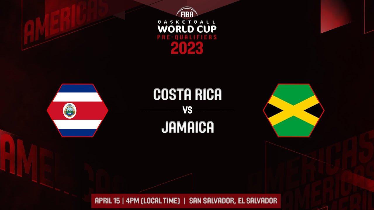 Download Costa Rica v Jamaica - Full Game   FIBA Basketball World Cup 2023 CONCENCABA Pre Qualifiers
