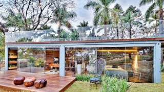 Luxurious Beautiful The Shipping Container Homes & Buildings | Living Design For A Tiny House