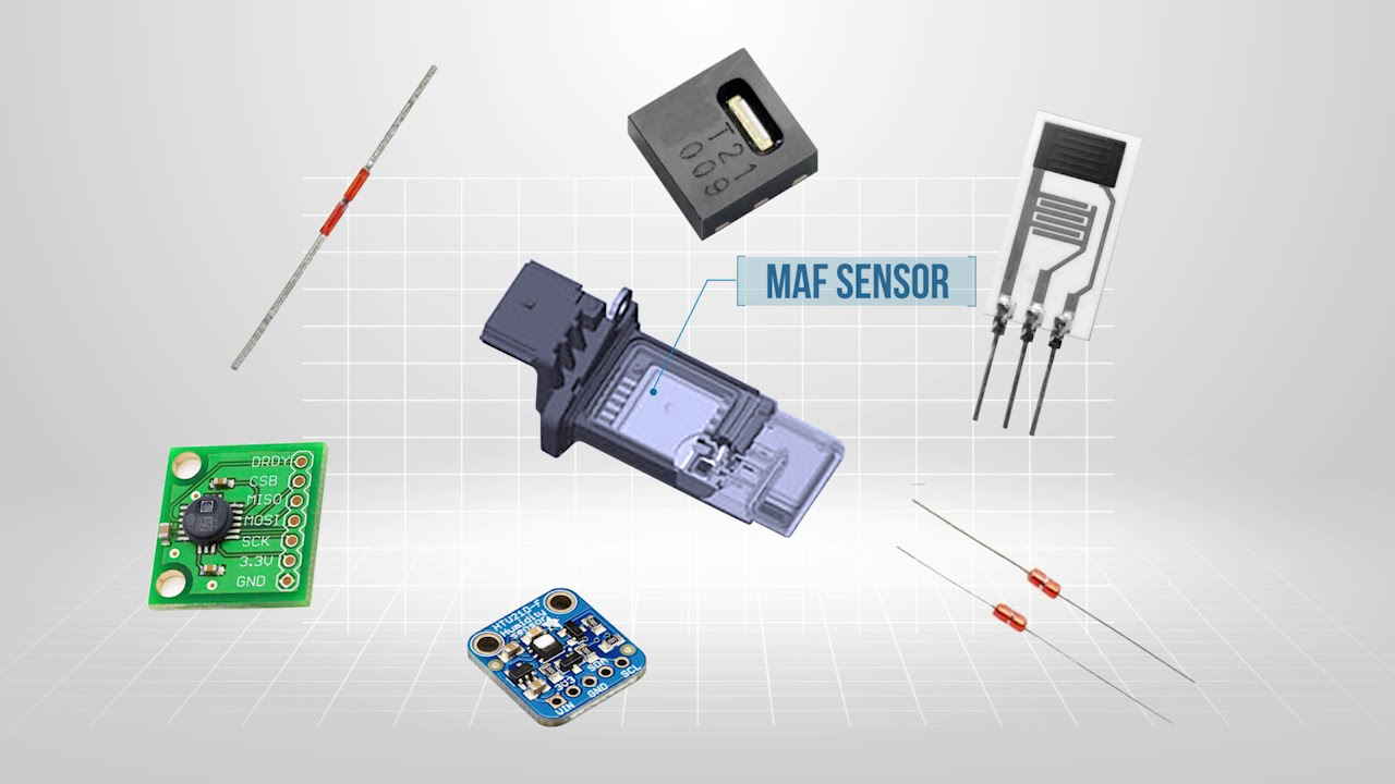 mass airflow sensor 8 wire type mass airflow sensor 8 wire type