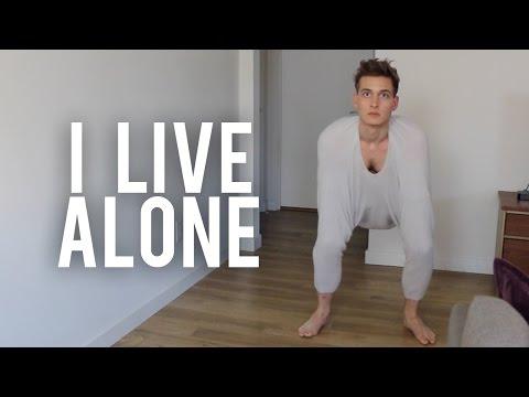 I LIVE ALONE (MUSIC VIDEO)