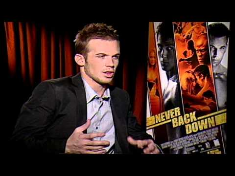 Never Back Down: Cam Gigandet