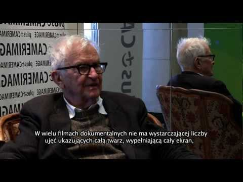 Plus Camerimage Albert Maysles interview