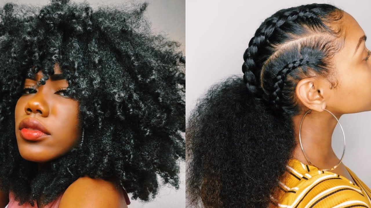 Beautiful Natural Hairstyles To Try This Week