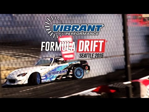 Formula Drift Seattle 2015 (Monroe, WA) | Vibrant Performance