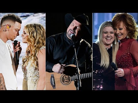 2018's BEST Country Performances