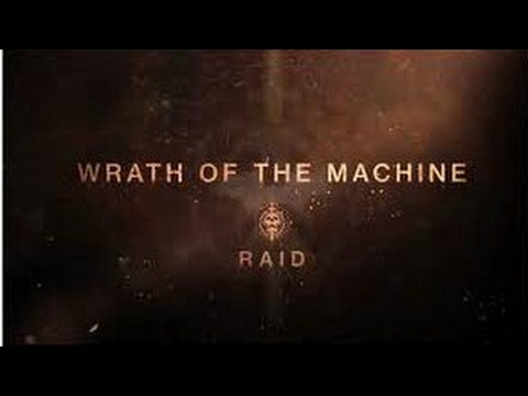 wrath of the machine challenge modes