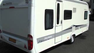 Caravan te koop: HOBBY DE LUXE 560 KMFE (VERKOCHT)