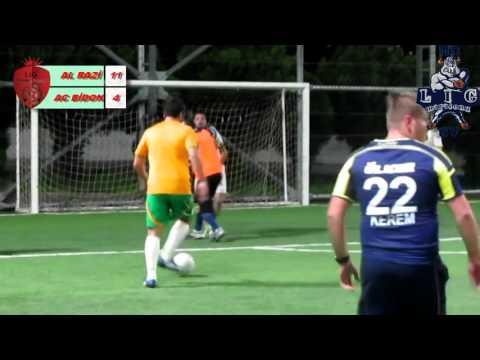 ALRAZİ FC-AC BİDON