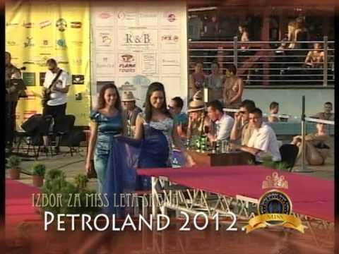 Izbor za Miss Leta Srbije - Petroland 2012